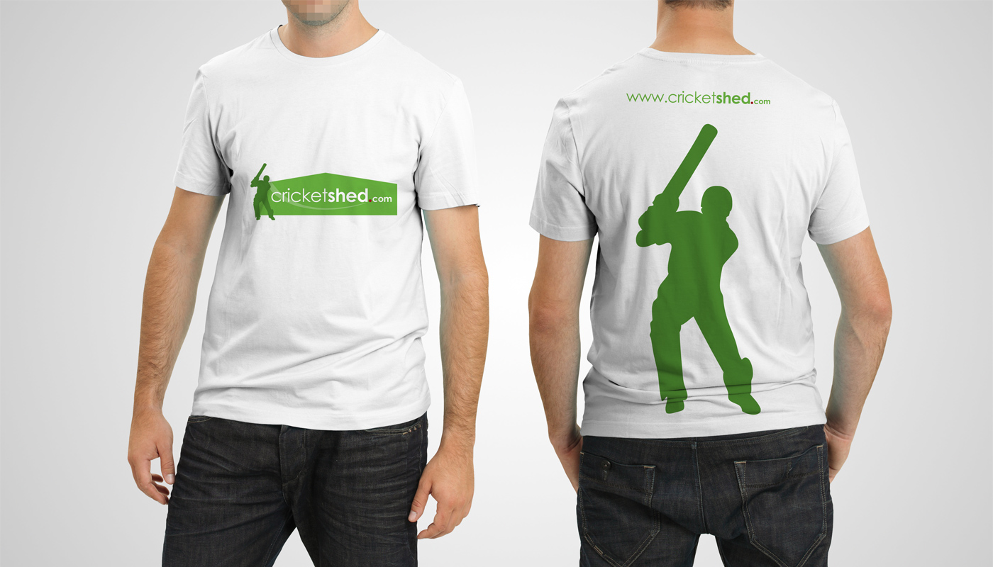 Cricketshed t-shirt